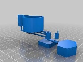Calibration Setup for pH Sensor - Team pHFine scale.