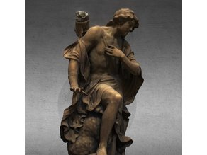 Narcisse made by Gabriel Grupello