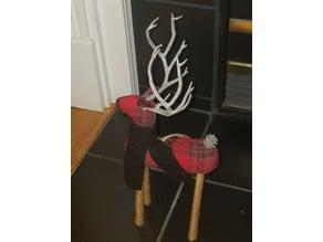 Reindeer Antler mod for Christmas decoration