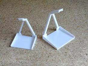 Toy crane basket