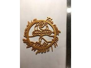 DSA / Socialist Ornament