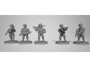 6mm Infantry