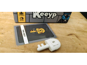 Key for The Keeyp game