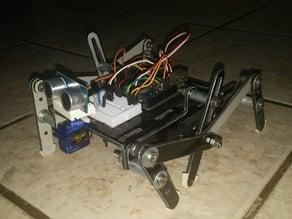 Boe Bot Crawler
