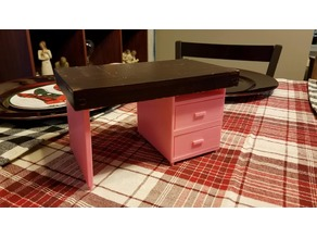 Doll Desk