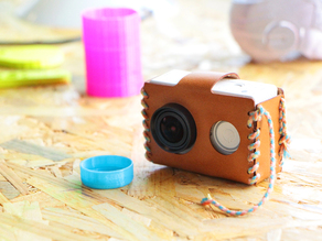 Xiaomi Gopro Leather Case