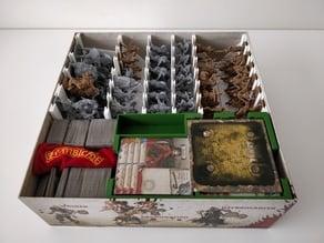 Zombicide Black Plague Kickstarter Insert / Storage