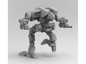 Mechwarrior Online Cougar Prime