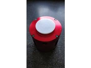 Cooled ZWO ASI Camera Dust Cap