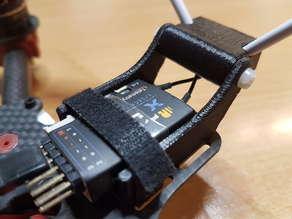 FrSky X4R folding support