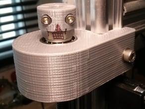 Ball bearing holder for K8200/3Drag