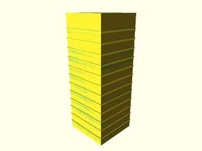 Parametric Test Cube