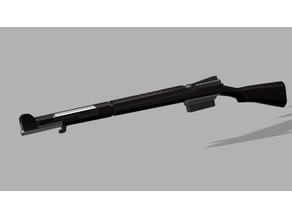 Enfield Laser Rifle