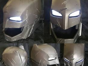 Batman V Superman Battle Helmet