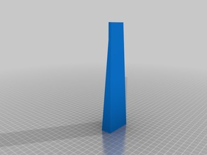 ZXY axis test, 195mm height