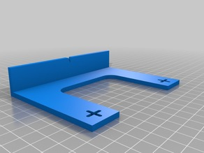template for diffent sized drawers. 150mm