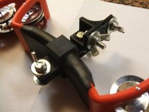Tambourine clamp