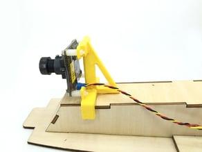 Bix 3 FPV pod board camera mount
