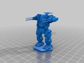 MWO Jagermech JM6-A, JM6-S 6mm 1:285