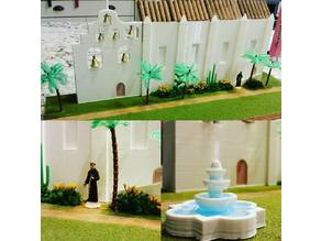 Mission San Gabriel Archangel Project
