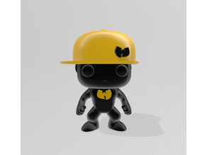 PoP Wu Tang By Art1Pression 3D