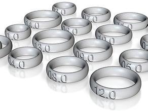 Ring Sizer