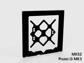 Prusa i3 MK3 & MK2/S frame (MK42/52)