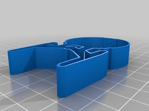 Star Trek - NX-01 Enterprise Cookie Cutter