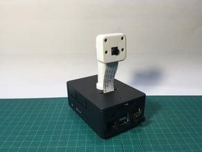 Raspberry Pi camera v2 case