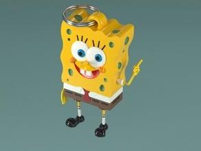 SpongeBob SquarePants Keychain