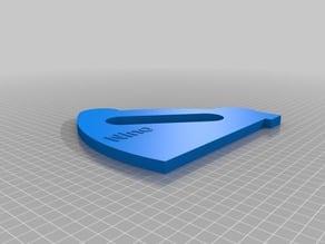 Push stick for table saw - Spingipezzo per banco sega