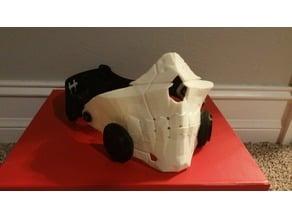 Death Gun Half Mask