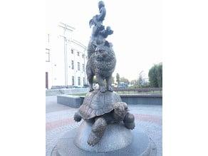 Turtle, Cat, Elephant - Minsk