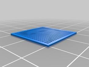 Customized Pixel Beads Photo Panel