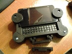 Nokia N900 Jeep Wrangler Mount