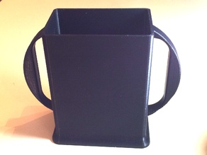 Juice Box Holder With Handles