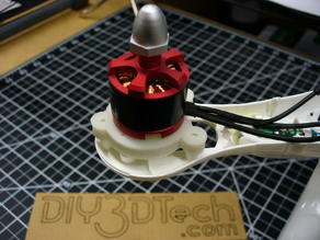 SYma X8 Brushless Motor Mount!