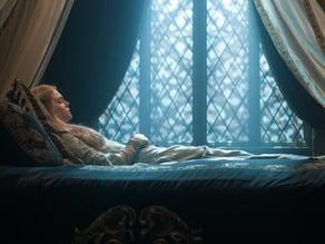 Sleeping Beauty (Low Polygon)