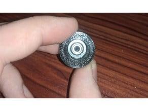 Roomba 800 series roller bushing ball bearing upgrade