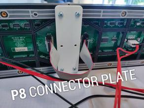 P8 RGB Matrix Connector Plate