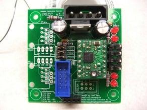 PSCC v1.5.2 stepper controller