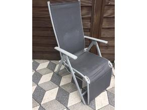Foot of LIDL garden chair