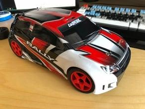 LaTrax Rally Wheels Upgrade