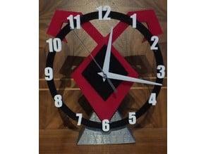 Schadowhunter Rune Clock