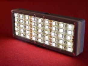 Portable LED panel