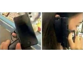 Glock iphone Cases