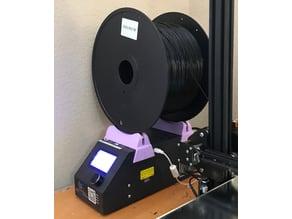 CR-10S Tush remix spool holder