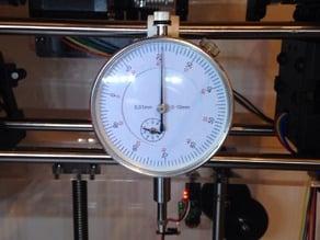 Turnigy Fabrikator Dial Indicator Bracket