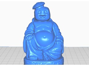 Stay Puft Buddha (Ghostbusters - TV / Movie Collection)