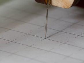X/Y Calibration Test Sheet